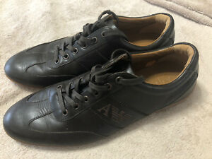 Armani Jeans Brown Shoes Mens Size 10