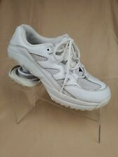 Men's Z coil Spring White Leather Shoes Sneakers Size 8