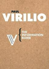 The Information Bomb (Radical Thinkers), Paul Virilio, Acceptable Book