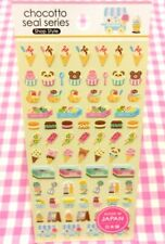 GAIA / Ice Cream Shop Sticker Sheet / Made in Japan