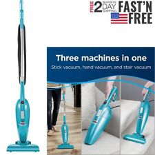 Vaccum Cleaner 3-in-1 Swivel Lightweight Stick Hand Stair for Car Home NEW