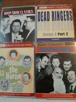 BBC Radio Classic Comedy Shows 4 Twin Cassettes. FREE Delivery.