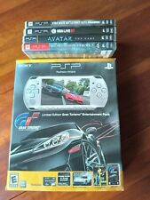 Sony Psp Limited Edition Gran Turismo Entertainment Pack + Games Star Wars Ex