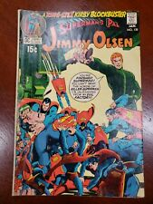 Superman's Pal Jimmy Olsen #135 | See Pics | 1971 | 1st Project Cadmus | J Kirby