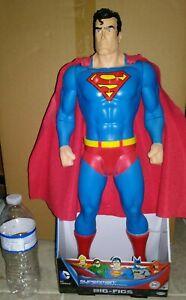 Superman BIG FIGS DC Originals 19-Inch New With Box DC Comics by Jakks 2016