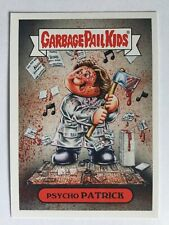 Garbage Pail Kids Sticker Revenge Of Oh The Horror-Ible 1a Psycho Patrick