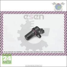 Sensore giri albero motore exxn OPEL SIGNUM MERIVA TIGRA COMBO AGILA #by