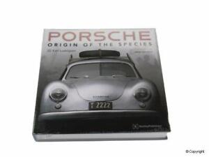 For Porsche 911  928  Boxster  944  Carrera  924  Cayenne  356 Enthusiast Book
