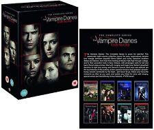 THE VAMPIRE DIARIES 1-8 (2009-2017) COMPLETE TV Season Series NEW  UK DVD not US