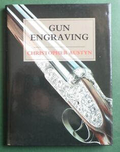 Gun Engraving by Christopher Austyn - British 20th Century Gun Engraving