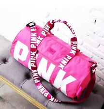 Victoria S Secret Love Pink Duffel Gym Bag Free Shipping
