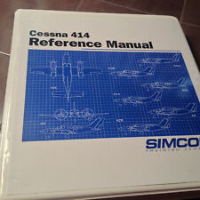 Cessna 414 Reference Manual