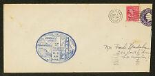 1947 FIRST FLIGHT FAM 30-2 HONOLULU, HI TO SAN FRANCISCO, CA (ESP#L1867)