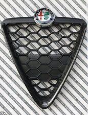 Griglia / Scudo / Cuore Giulietta 2016 Restyling Carbon Look ORIGINALE