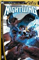 Future State Nightwing #2 (of 2) Comic Book 2021 - DC