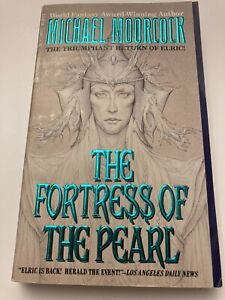 Michael Moorcock The Fortress Of The Pearl 1st Edition 1st Printing Papperbck