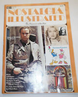Nostalgia Illustrated Magazine Marlon Brando & Fay Wray July 1975 102414R