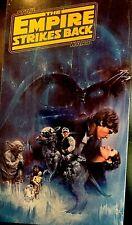 STAR WARS THE EMPIRE STRIKES BACK VHS Mark Hamill, Harrison Ford, NEW SEALED