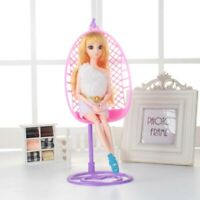 12inch Fashion Doll Accessory - Detachable Mini Swing Seat Hanging Chair Toy