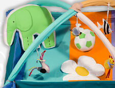 Handmade baby jouet cadeau unique pour bébé sol tapis de jeu en coton organique