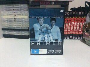 Primer DVD RARE Time Travel