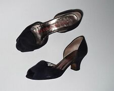 Sexy Chaussures Walter STEIGER adorables Bout Ouvert Taille 35-35,5 np319, -