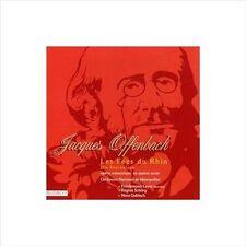 NEW Offenbach: Die Rheinnixen (Les Fées du Rhin) (Audio CD)