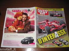 AUTOSPRINT 2008/3=AUDI S5=TEST RENAULT CLIO=STORIA MILLE MIGLIA=BMW F1 08=