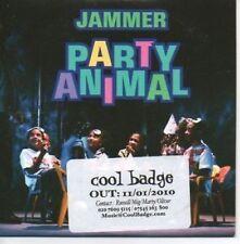 (AH427) Jammer, Party Animal - DJ CD