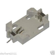 20 x CR2032 2032 3V Cell Coin Battery Socket Holder Case 6# Horizontal