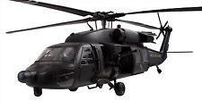 """Black Hawk Helicopter MH 60 """" Night Raid """" in 1:18 von BBI - Riesig !!"""