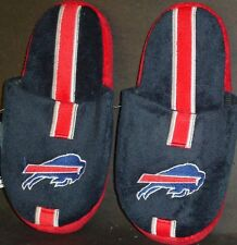 "NFL Slippers, ""Buffalo Bills"" (Youth Medium) NEW"