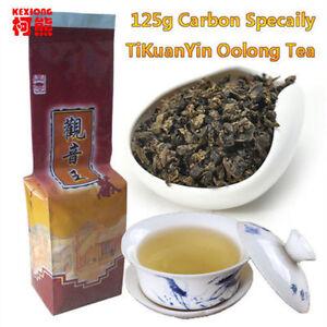 Oolong Tea125g Carbon Baked Tieguanyin Tea High Quality Tie Guan Yin Tikuanyin