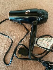 T3 Featherweight Hair Dryer Model 73840,Black