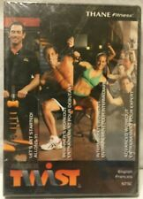 Abdoer Twist 4 workout DVD Thane Fitness DVD exercise ab doer (DVD only)