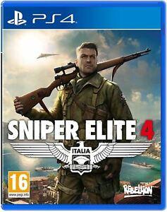 Sniper Elite 4 - PS4 Playstation 4