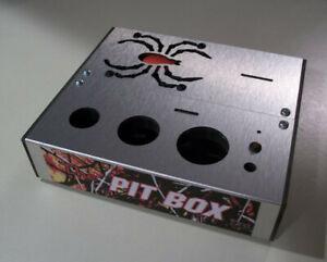 """DCG COOLER PIT BOX SPIDER DESIGN """" for scale falcon retro FREE SHIP"""