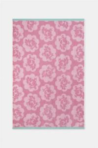 CATH KIDSTON FRESTON ROSE PINK 580GSM 100% COTTON BATH SHEET 100CM X 150CM