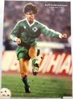 Ralf Falkenmayer + Fußball Nationalspieler DFB + Fan Big Card Edition B49 +