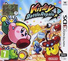 Kirby Battle Royale Platform - Nintendo 3ds