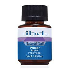 ibd - Natural Nail Primer - 0.5oz / 14ml - Acrylics / UV Gel