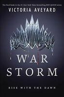 War Storm, Paperback by Aveyard, Victoria, Like New Used, Free shipping in th...