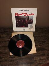 FLAMIN' GROOVIES Still Shakin LP PROMO 1976 1st Pressing BDS5683 Buddah PUNK