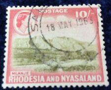 VF (Very Fine) Pre-Decimal Rhodesian Stamps (Pre-1965)