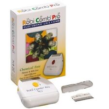 ROBI COMB PRO ELECTRONIC LICE COMB LICE BREAKER