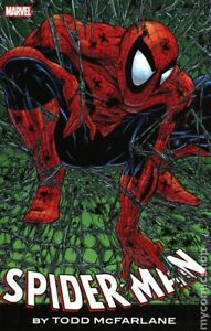 Spider-Man TPB By Todd McFarlane The Complete Collection #1-1ST VF 2021