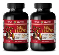 Sexual Enhancement pills - GET HARD PILLS  - maca capsules 2B