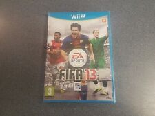 Fifa 13 Nintendo Wii U game Brand New Sealed Free 1st Post