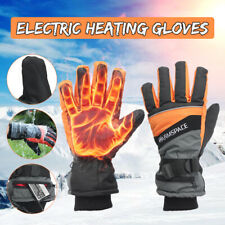 Motorcycle 2000Mah Electric Heated Gloves Rechargeable Battery Winter Hand