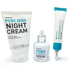 [SET] SKINMISO Pore Corset Serum + Pore Zero Night Cream + Spot Repairing Serum